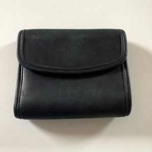 Coach Classic Small Leather Wallet